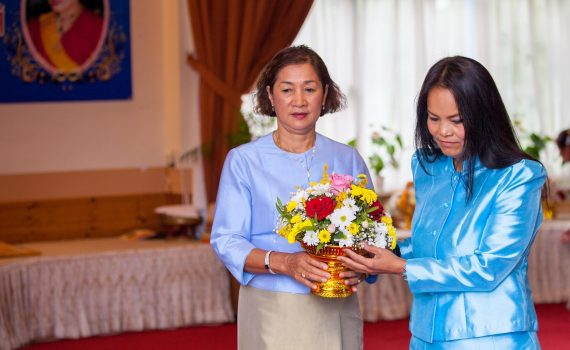 Thaise Moederdag2017