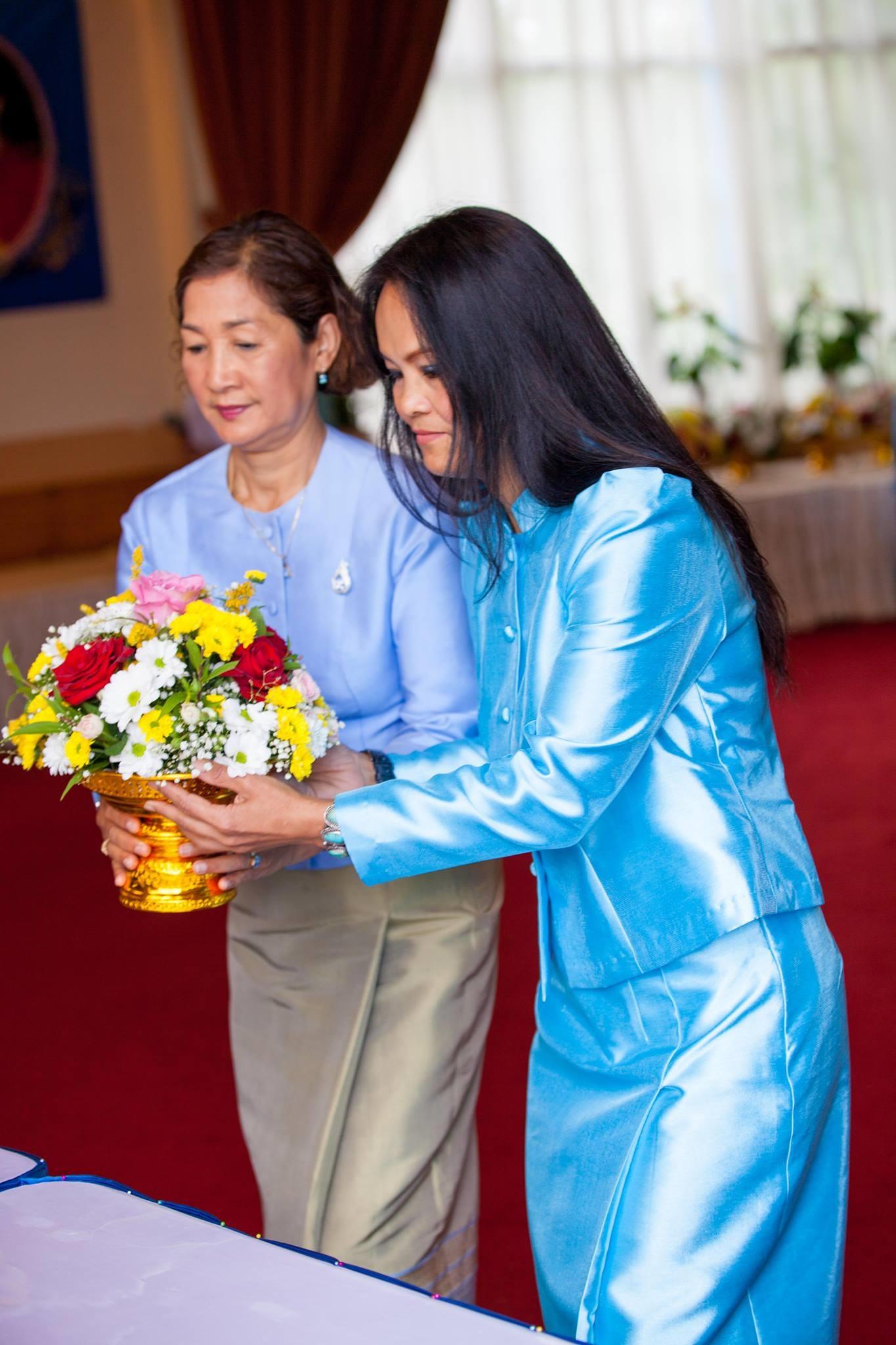 Thaise Moederdag